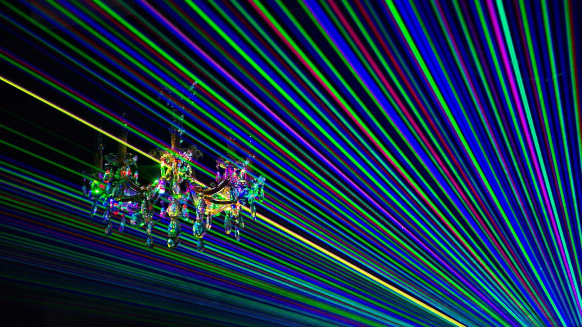 Lasershows für Ihr Event